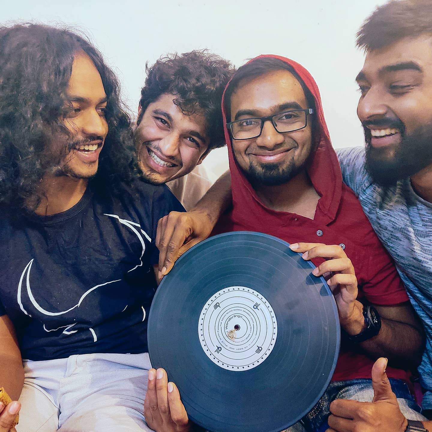 88347000 1317005118488768 6108407135249367040 o Easy Wanderlings - an independent band based in Pune.