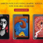 95941811 2663324167278334 8662224062732304384 n Amruta Patil - an Indian graphic novel author and painter.