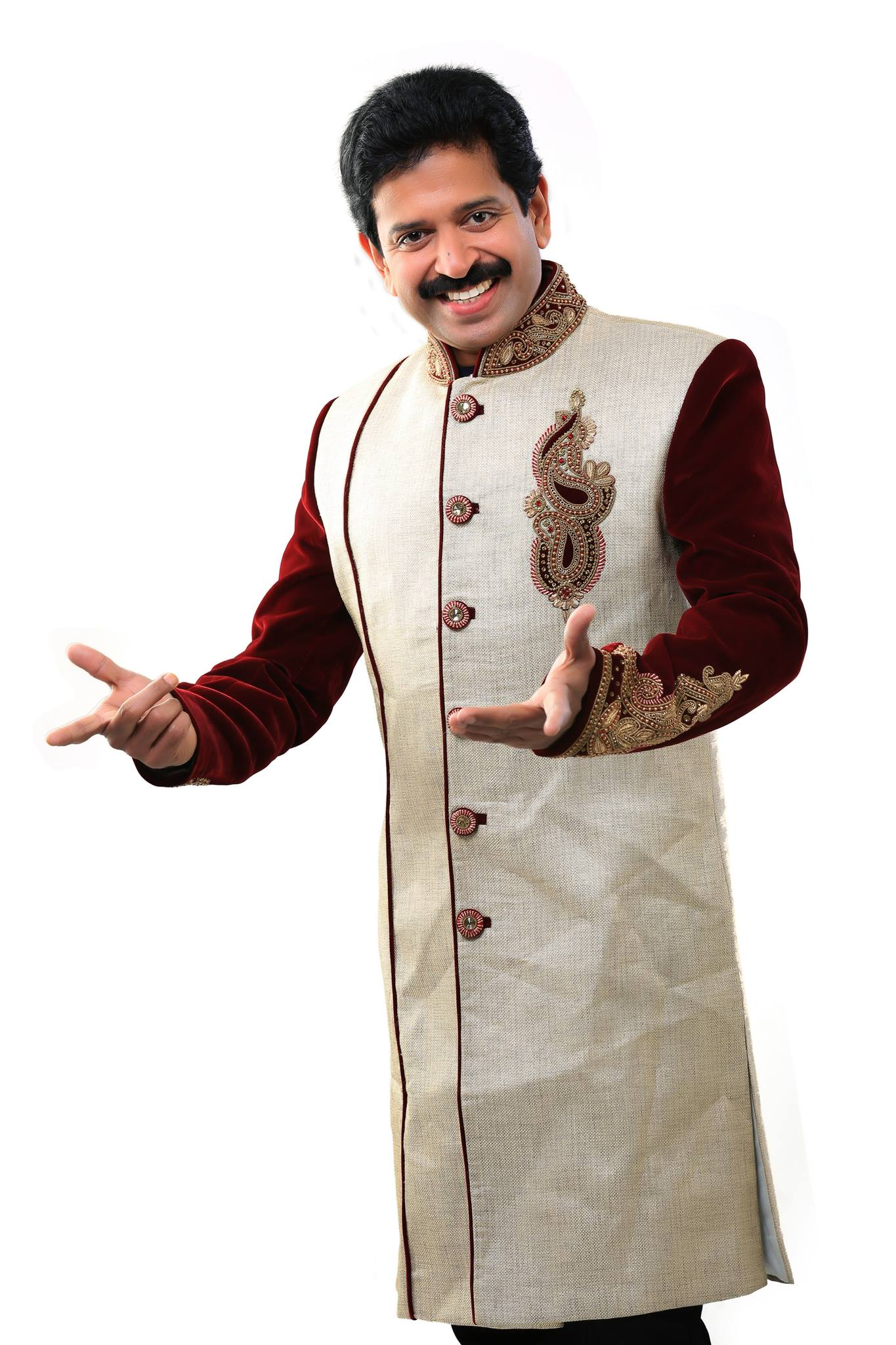 13220659 548677048647989 6765784298338713243 o Gopinath Muthukad - an Indian magician and motivational speaker.